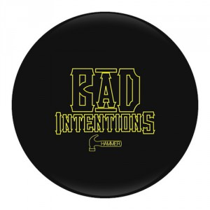 Picture of Bad Intentions bowling ball