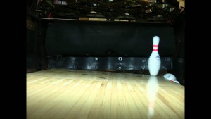 The Dreaded Ten Pin is the only one left standing