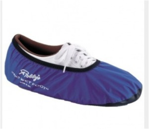 Protective Shoe Covers Picture for rental bowling shoes