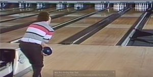 Mike Miller bowling without a thumb