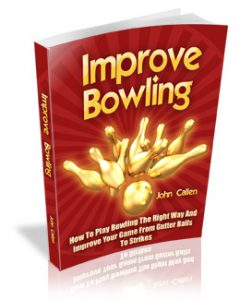 Image of book titled Improve Bowling