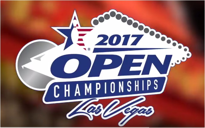 USBC Open Logo - Bowling Tournament Preparation