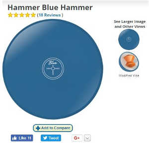 Blue Hammer Image for How to Buy a Bowling Ball