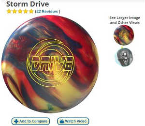 Hybrid Dual Core Ball Image for How to Buy a Bowling Ball