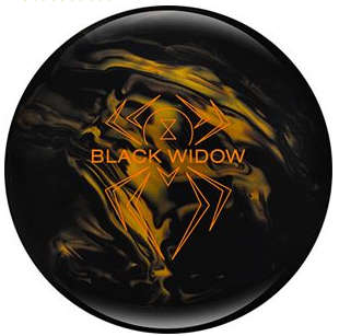 Image of Hammer Wido Black And Gold bowling Ball For Hammer new releases