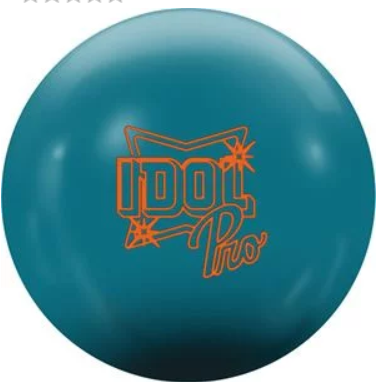 Ocean Blue Bowling Ball