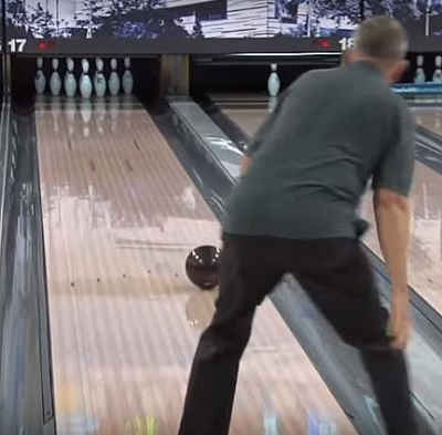 Man Off Balance Bowling for Can You Improve Balance in Bowling