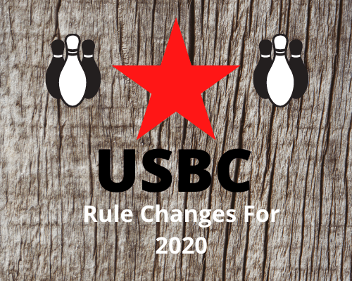 Image With Bowling Pins And Text USBC Rule Changes For 2020