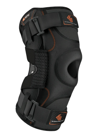 Shock Doctor Hinged Compression Knee Brace For Knee Pain