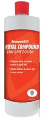Brunswick Royal Compound 2500 Grit Polish Quart