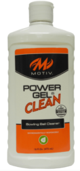 Motiv Power Gel Clean 16oz Bottle For The Ball Cleaners And Polishes Page