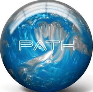 Pyramid-Path-Aqua-Silver-Bowling-Ball