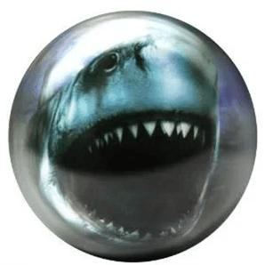 Viz-A-Ball-Shark-Glow Bowling Ball