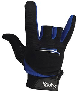 Robby's Thumb Saver Glove For The Proper Bowling Ball Fit