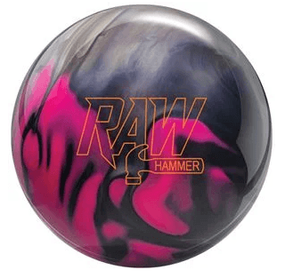 Raw Hammer Purple Pink Silver Pearl For Hammer Bowling Balls New Releases 2021