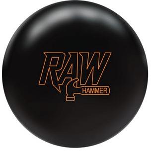 Best hook Bowling Balls - Hammer Raw Black Solid