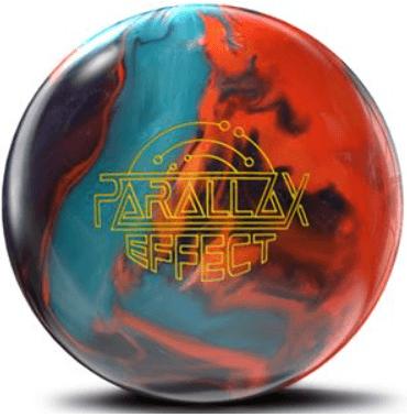Best Hook Bowling Balls - Storm Parallax Effect