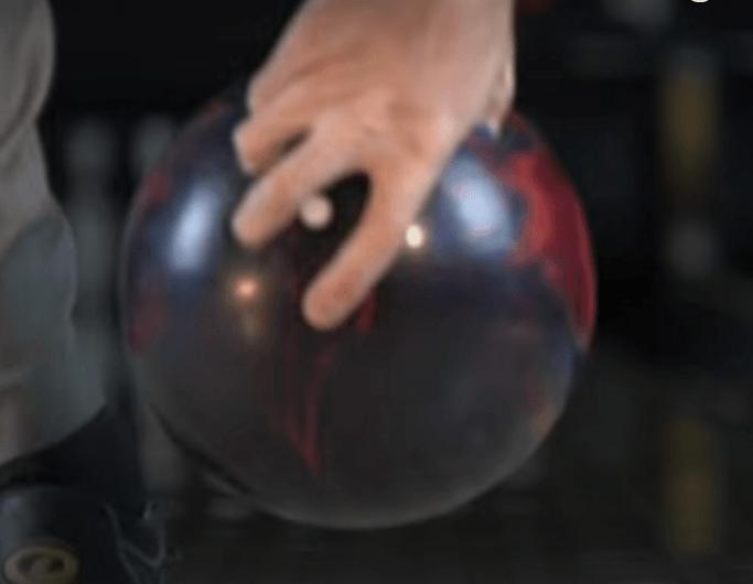 The Fingertip Bowling Ball Release